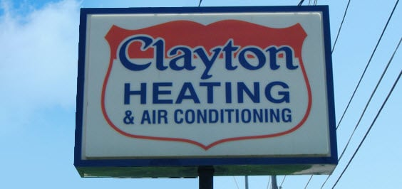 Clayton Heating & Air Conditioning Company: 1144 E Midlothian Blvd, Youngstown, OH