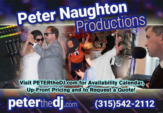 Peter Naughton Productions: Fayetteville, NY