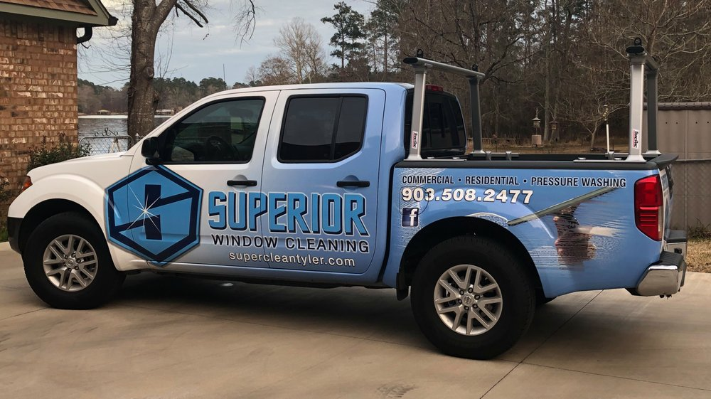 Superior Window Cleaning: Tyler, TX