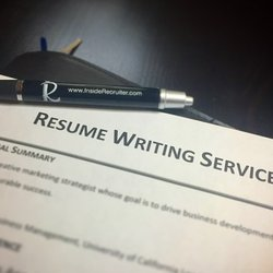Perfect Photo Of Inside Recruiter   Los Angeles, CA, United States. Resume Writing  Services ...