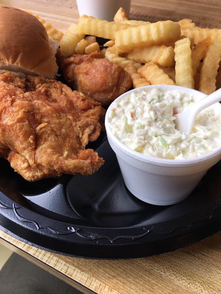 Maryland Fried Chicken: 538 S Main St, Swainsboro, GA