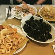 Il Pescetto 53 Photos 30 Reviews Seafood Via Volta 9