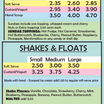MENU! Save it, Share it! Come experience downriver's best