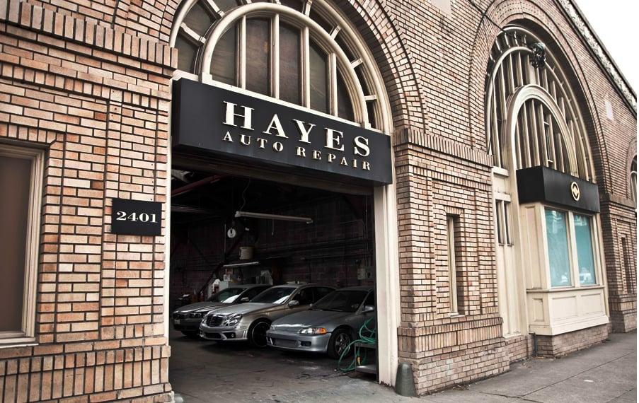 Hayes Auto Repair