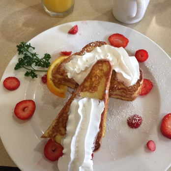 Photo Of Onyx Restaurant Anaheim Ca United States Stuffed French Toast For