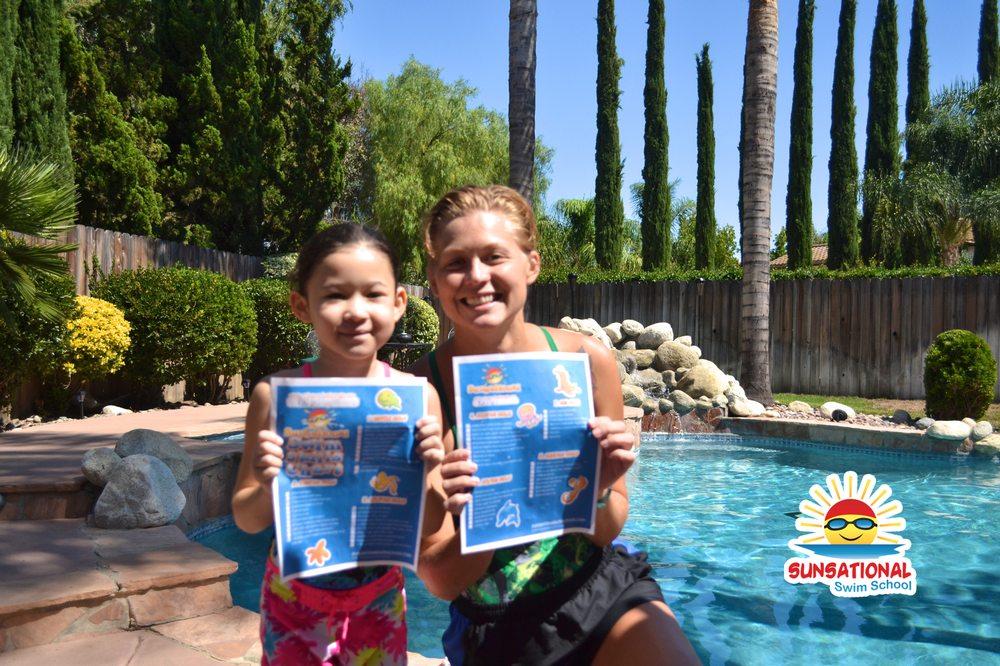 Sunsational Swim School - Home Swim Lessons: Houston, TX