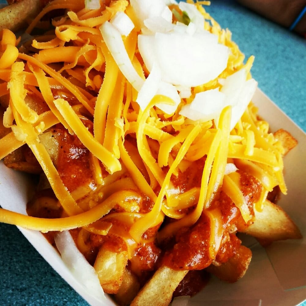 Top Engine 2 Recipes Chili Cheeze Fries: Best Chili Cheese Fries!
