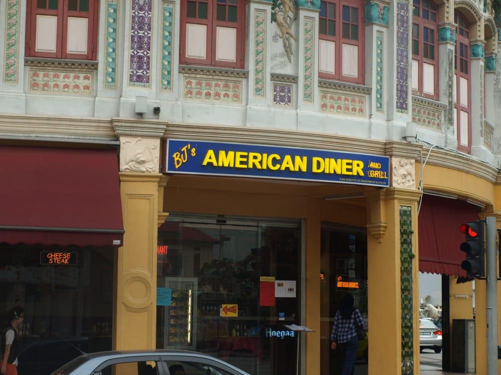 BJ's American Diner