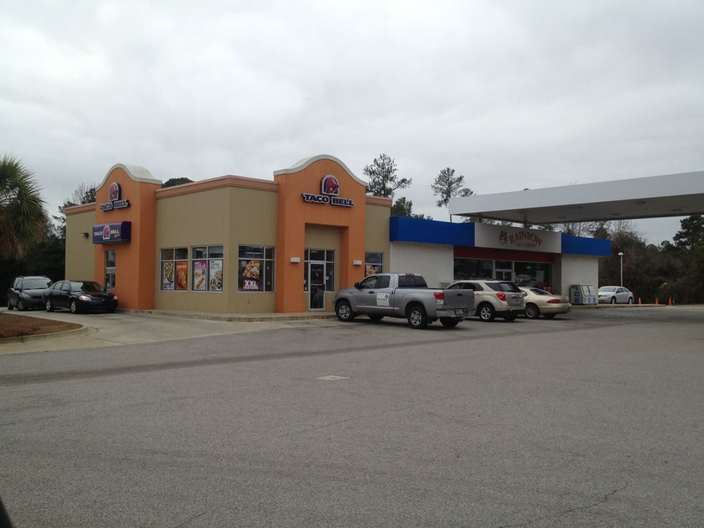 Taco Bell Mexican 650 Columbia Avenue Chapin Sc