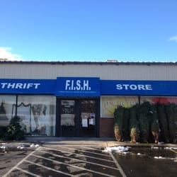 fish thrift store community service non profit 821