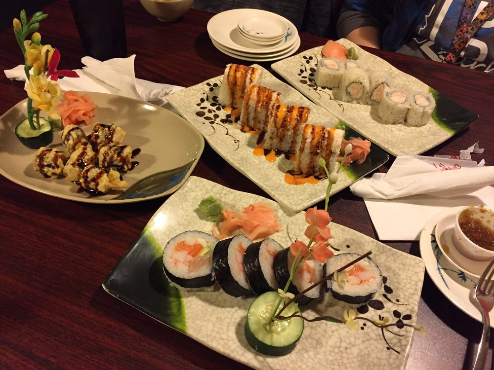 Wasabi Sushi Easton