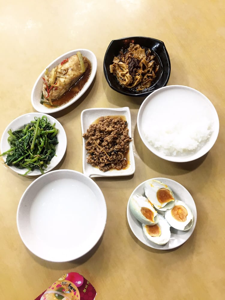 Heng Long Teochew Porridge Singapore