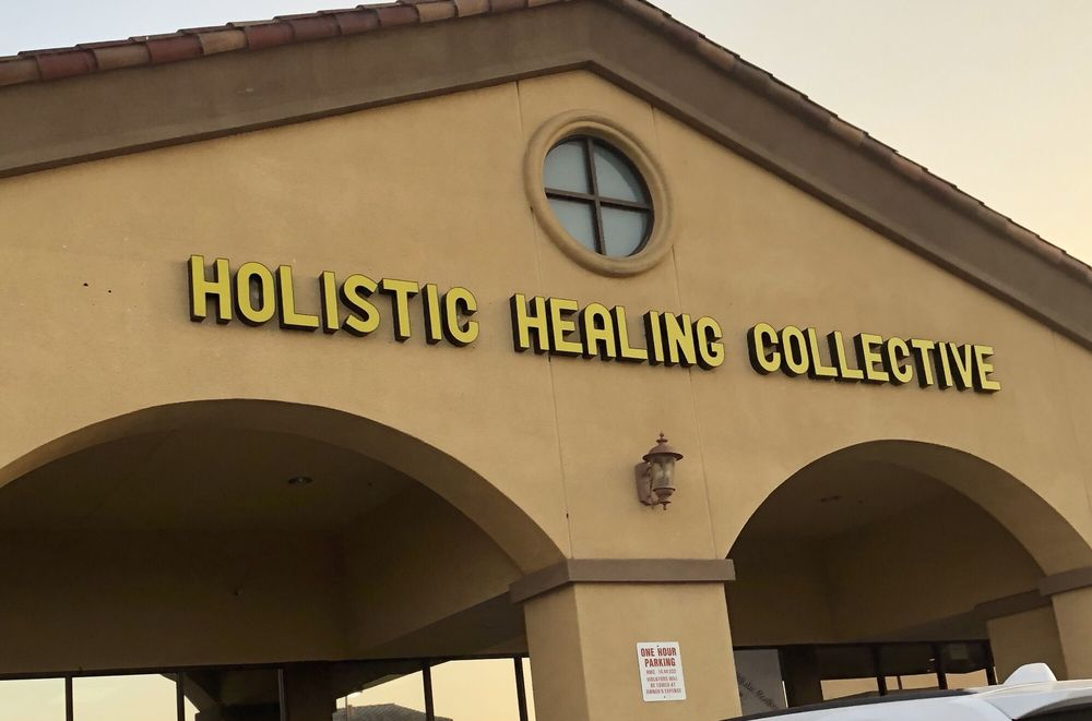 Holistic Healing Collective: 15501 San Pablo Ave, Richmond, CA