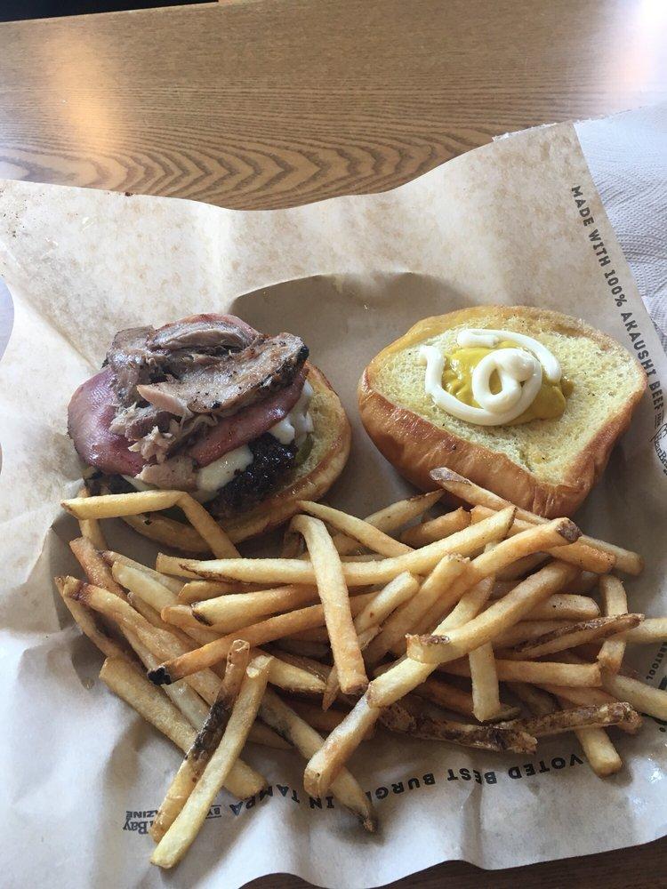 Burger Monger: 1325 4th St N, Saint Petersburg, FL