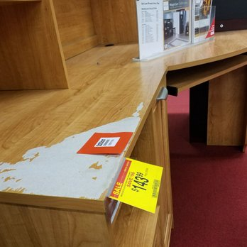 Photo Of Office Depot Morrisville Nc United States Having Torn Up Display