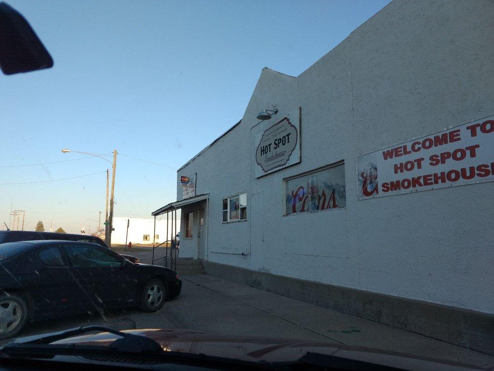 The Hot Spot Smokehouse: 620 Main St, Peetz, CO