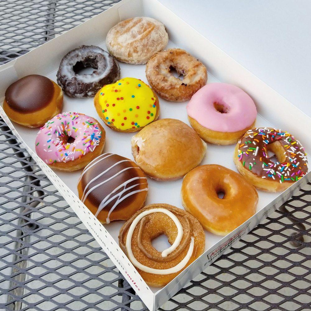 Krispy Kreme 118 Photos 97 Reviews Donuts 1055 W