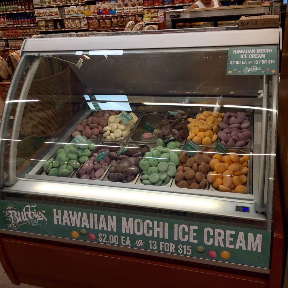 Mix Amp Match Bubbies Mochi Ice Cream Sold By Piece Yelp