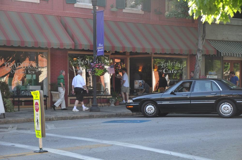 Yesterdays Cafe: 122 Fairplay St, Rutledge, GA