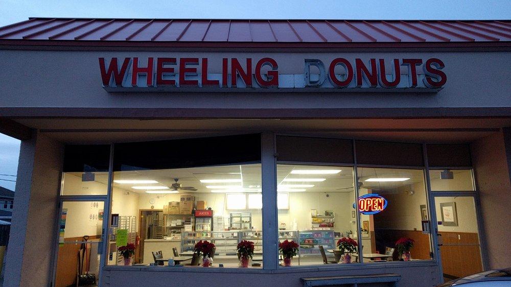 Wheeling Donuts: 729 W Dundee Rd, Wheeling, IL