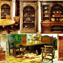 Romani Designs Spanish Revival Interior Design 5911 Sheila St