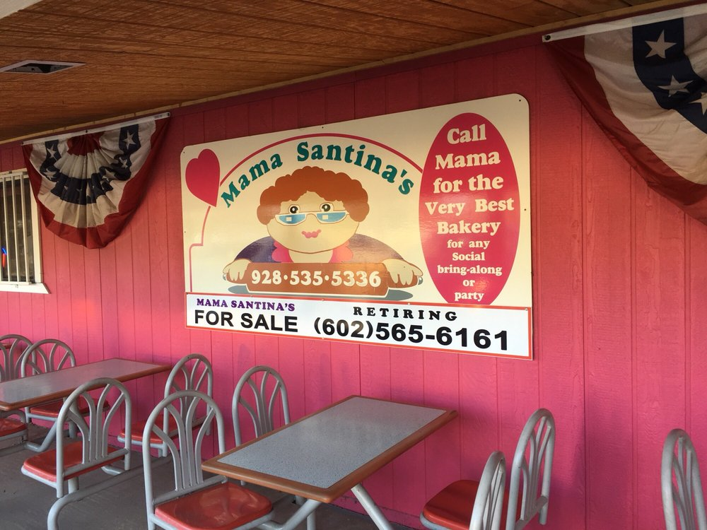 Mama Santinas: 2805 Hwy 260, Overgaard, AZ