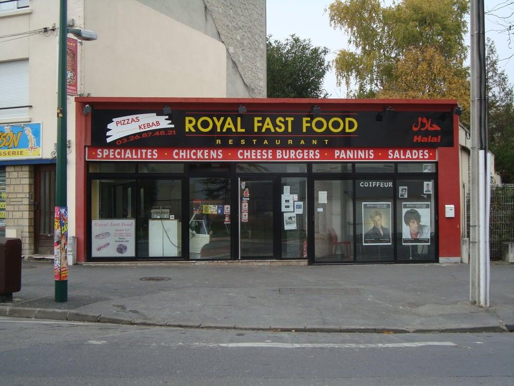 Reims Nouveau Fast Food