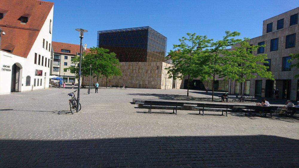 St Platz München photos for st jakobs platz yelp