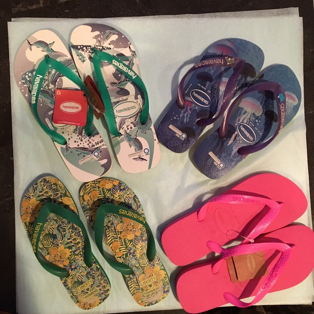 dbe29f2a3 My recent purchases of havaianas! - Yelp