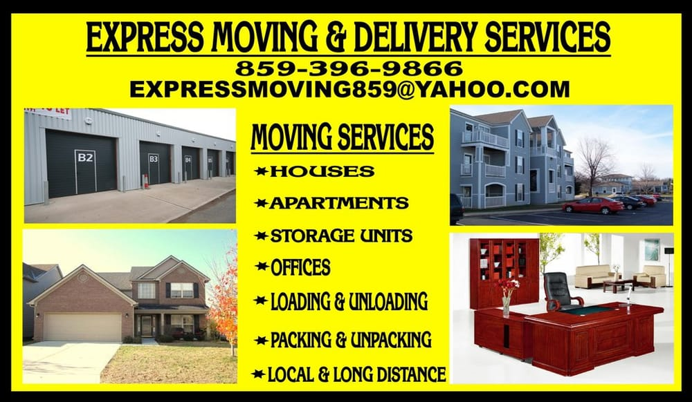 Central Ky S Up And Coming Moving Company Yelp