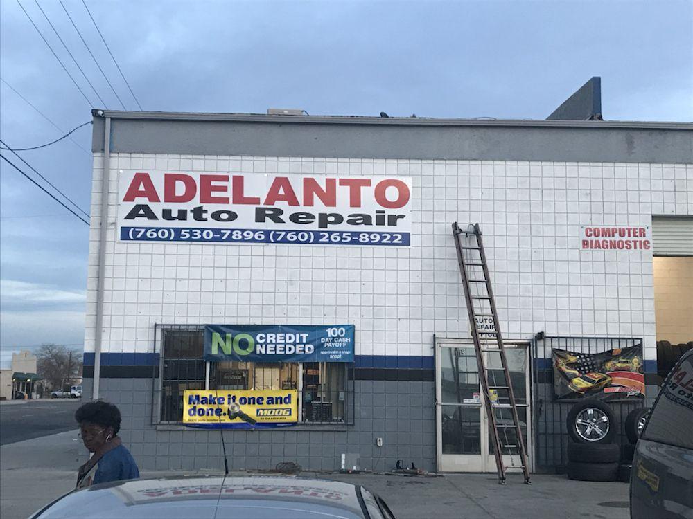 Adelanto Auto Repair: 11719 Bartlett Ave, Adelanto, CA