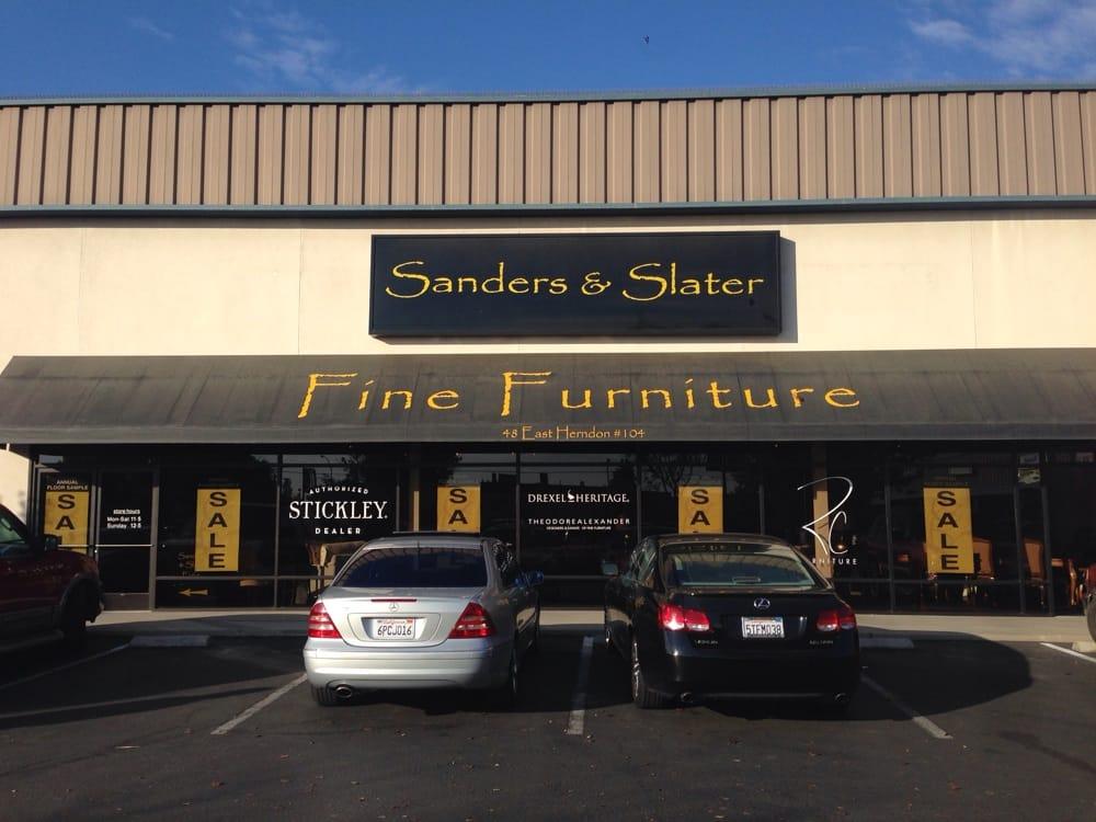 Sanders and Slater Fine Furniture