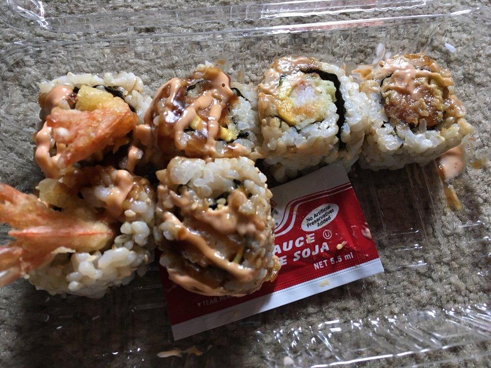 Dragon Kitchen Sushi