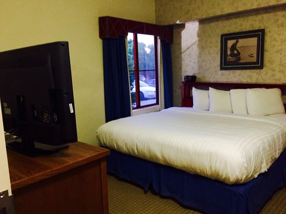 Wildwood lodge clive 23 foto e 23 recensioni hotel for Hotel numero 3