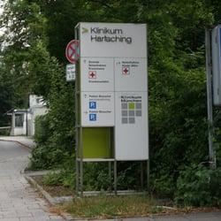 München Klinik Harlaching Krankenhaus Sanatoriumsplatz 2