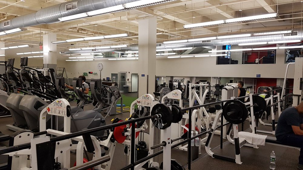 New York Sports Clubs: 99-01 Queens Blvd, Rego Park, NY