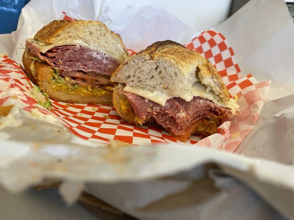 The Sandwich Boss