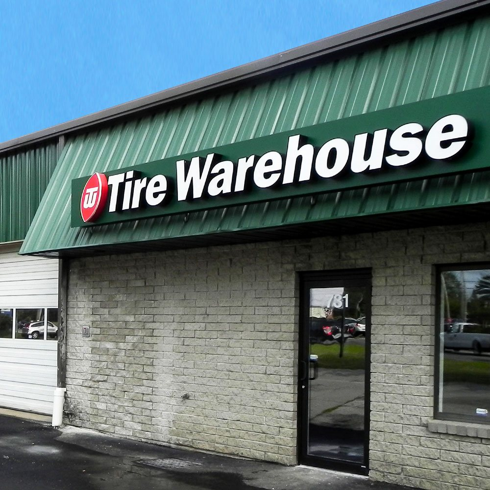 Tire Warehouse: 731 US Rte One, Yarmouth, ME