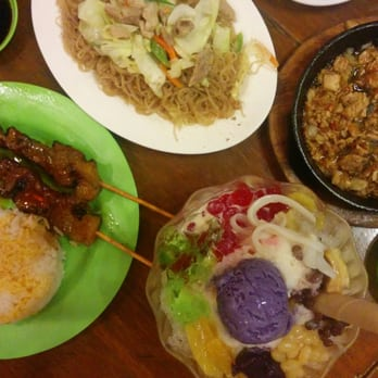 mang inasal menu philippines