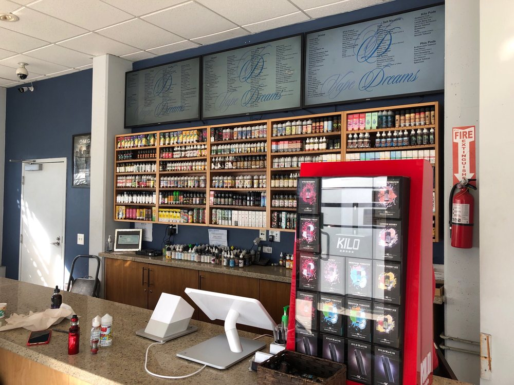 Vape Dreams: 16 Washington St, Daly City, CA