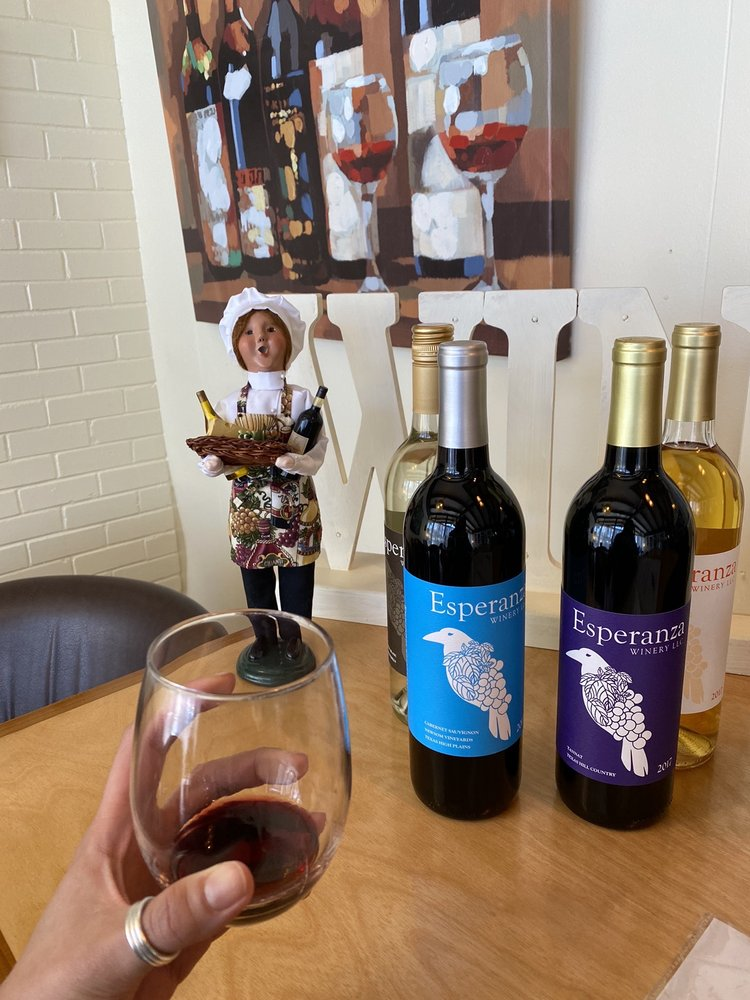 Esperanza Winery: 115 Main St, Blanco, TX