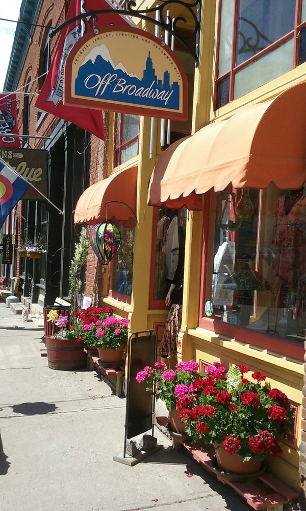 Off Broadway: 129 N Main St, Creede, CO