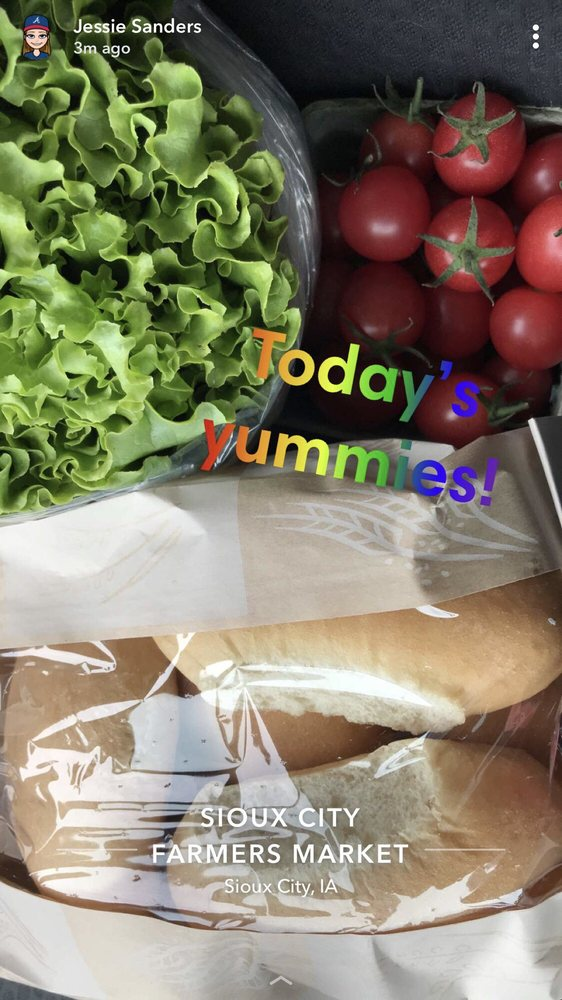 Sioux City Farmers Market: Triview Ave & Pearl St, Sioux City, IA