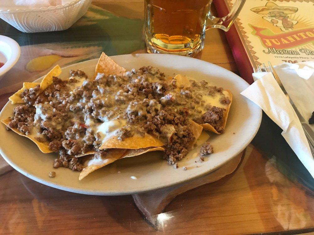 Juanito's Mexican Restaurant: 1510 Lafayette Pkwy, Lagrange, GA