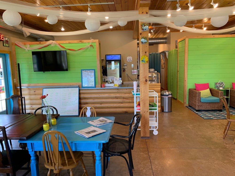 Siskiwit Bay Coffee & Curiosities: 88610 Superior Ave, Cornucopia, WI