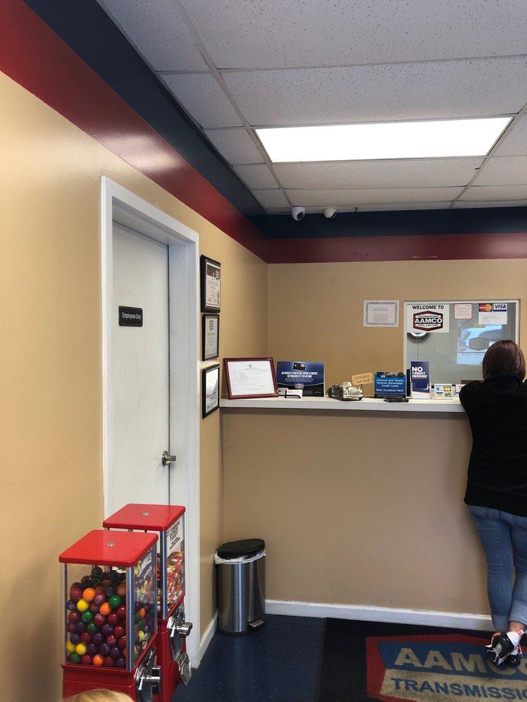 AAMCO Transmissions & Total Car Care: 4396 Ga Hwy 40 E, Saint Marys, GA