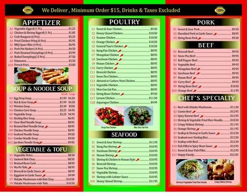 Tasty Garden Chinese Restaurant 3685 Preston Rd Frisco, TX ...