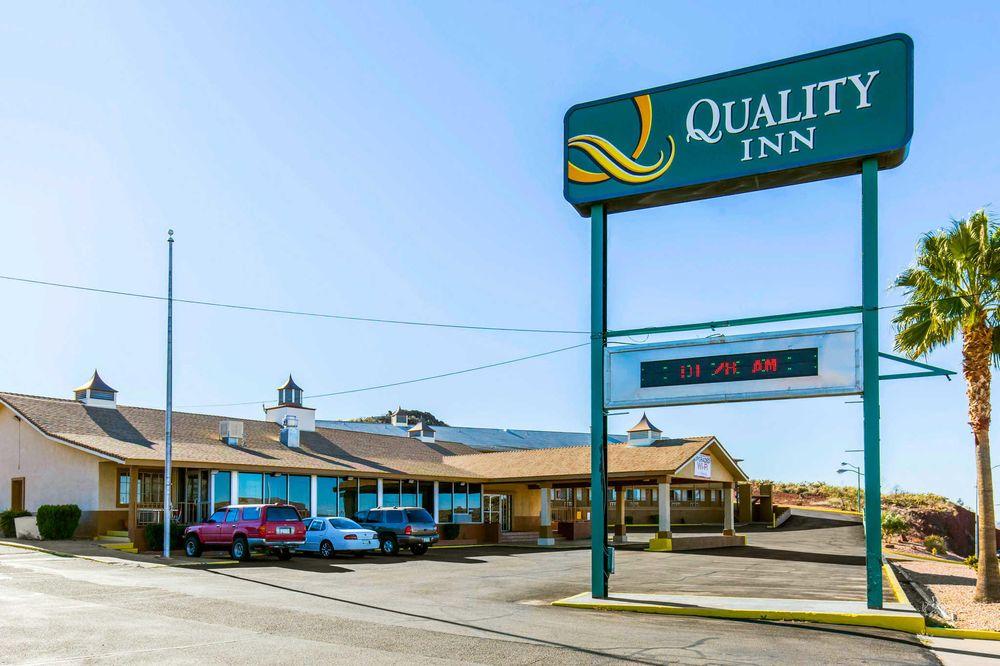 Quality Inn: 1400 E Andy Devine Ave, Kingman, AZ