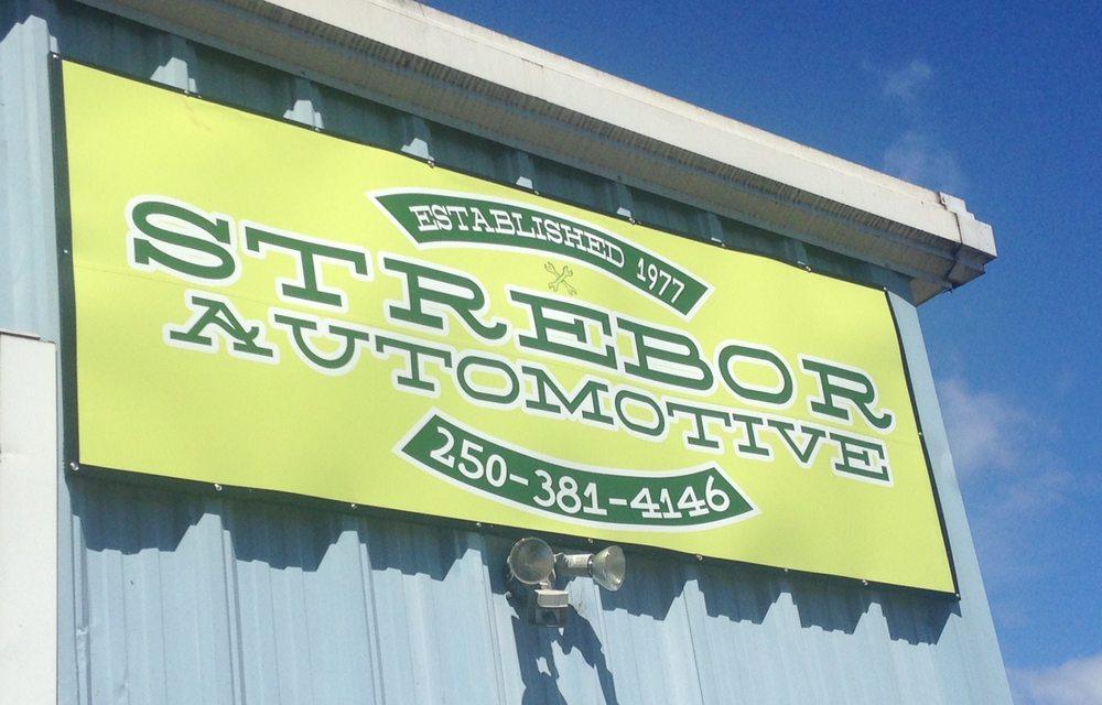 Strebor Automotive: 3124 Jacklin Road, Victoria, BC
