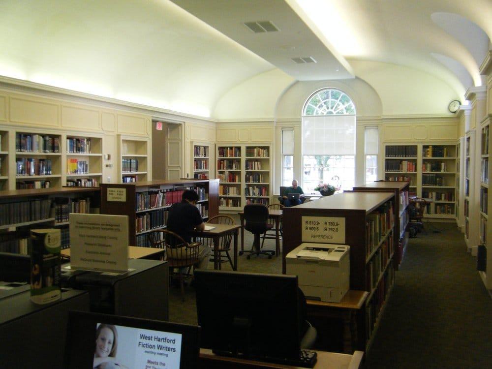 Noah Webster Library